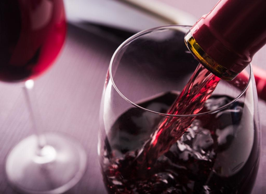 Estrogen Rich Foods: What to Avoid and How to Use Them Safely during Menopause? red wine