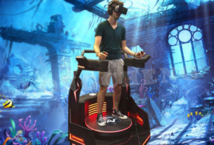 Hyper-Immersive Gaming Environments