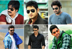 THESE ARE THE TOP ACTORS IN TOLLYWOOD