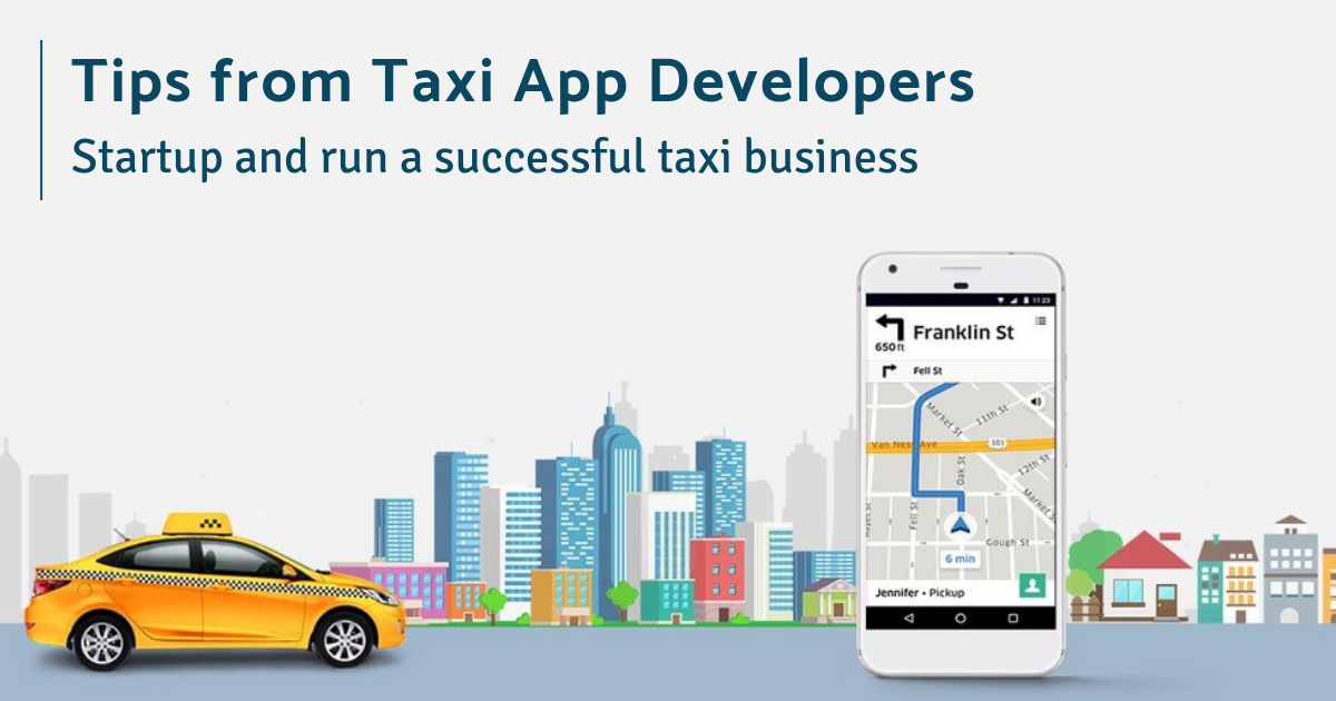 Startup and run a successful taxi business
