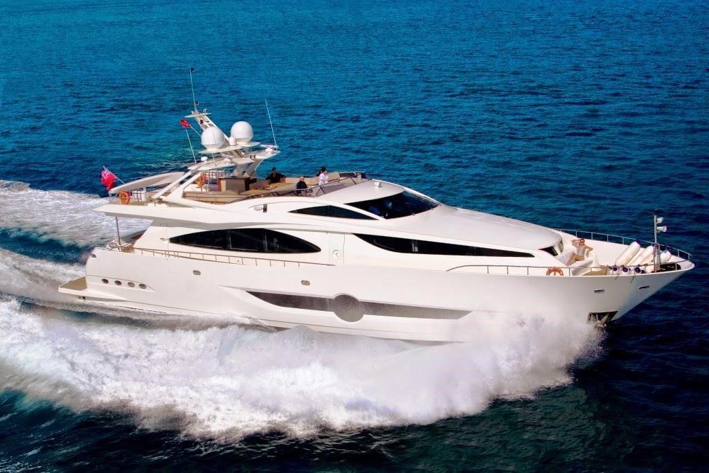 luxury yacht rental dubai marina