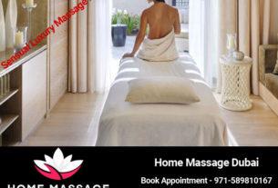 Massage in Dubai at Home