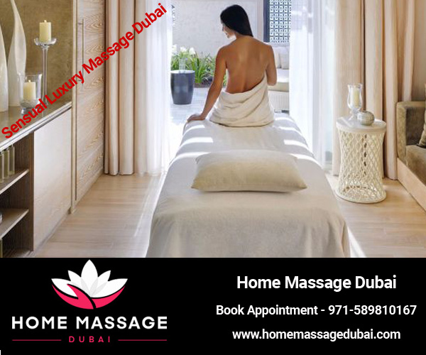Massage in Dubai at Home