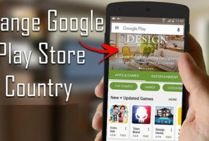 HOW TO CHANGE YOUR COUNTRY IN GOOGLE PLAY STORE
