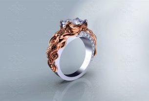 gothic wedding rings online