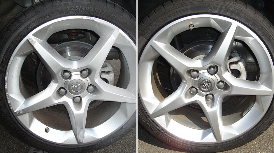 mag wheel repair sydney