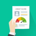 credit score of a person